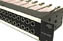 Canare 32MD-ST-15U Midsize Video Patchbay 2x32 1.5RU MDVJ-STW Jacks