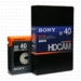 Sony HDCAM 40 Min Digital High Def Cass