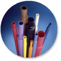 "Shrink Tubing 3/16"" PVC Clear"