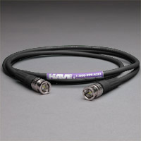 Canare LV-61S 75-Ohm BNC Video Cable 75 FT