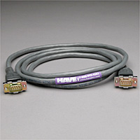 Belden 9934 RS-422 Data Cable DB9 Male to DB9 Male 50 FT