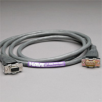 Belden 9934 RS-422 Data Cable DB9 Female to DB9 Male 25 FT
