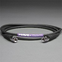 Canare LV-77S Double Shielded 75-Ohm F-Type Video Cable 50 FT