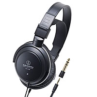 Audio-Technica ATH-T200 Closed-Back Dynamic Monitor Headphones