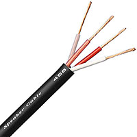 Canare 4S8 Starquad Speaker Cable 16 AWG - Cut