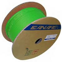 Canare L-4E6S Starquad Microphone Cable Green - 305M (1000 ft) Reel