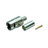 Canare MBCPC53 Slim BNC Plug For RG6 Bel1694a