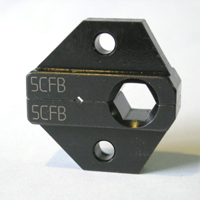 Canare TCD5CF Die For BCP-C77A, BCP-A77, BCP-C5FA