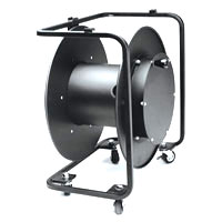 Hannay AV-1 Cable Reel W/Casters