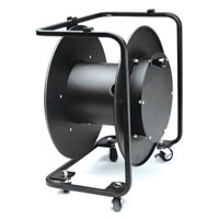 Hannay AV-2 Cable Reel With Casters