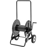 Hannay AVC1150 Direct Crank Reel With Wheels