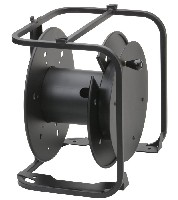 Hannay AVD-3 Cable Reel W/Slotted Disc Divider & Connector Panel
