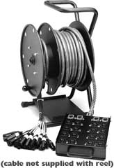 Hannay AVX-100 Audio-Video Cable Reel