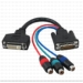 GEFEN DVI TO DVI & COMPONENT ADAPTER  From HAVE Incorporated