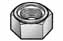 100PK HEX NUT FOR CHASSIS MOUNT SCREW From HAVE Incorporated