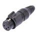 NEUTRIK 3 PIN JK XLR HD METAL BOOT From HAVE Incorporated
