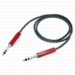 NEUTRIK L-F PATCH CABLE E 2FT BLK From HAVE Incorporated