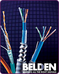 Belden Cable at HAVE, Inc.