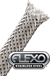 Techflex Stainless Steel