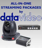 datavideo streaming packages